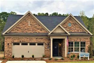 Portico - Paxton Meadows: Greer, South Carolina - NewStyle Communities
