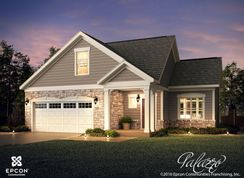 Palazzo - The Courtyards on Holt: Apex, North Carolina - Epcon Communities