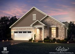 Portico - The Courtyards on Holt: Apex, North Carolina - Epcon Communities
