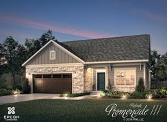 Promenade III - Raleigh Corporate - The Courtyards on Holt: Apex, North Carolina - Epcon Communities