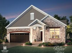 Portico - The Courtyards on Lawyers Road: Stallings, North Carolina - Epcon Communities
