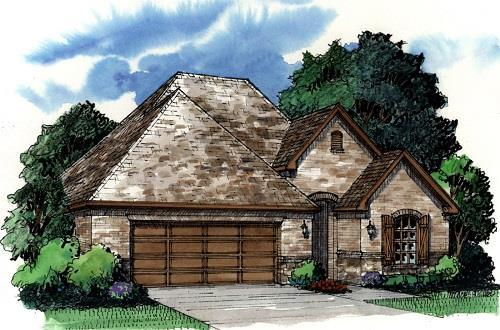 Exterior featured in the Portico By Integrity Group, LLC in Fort Worth, TX