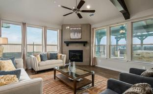 Ladera at Tavolo Park by Integrity Group, LLC in Fort Worth Texas
