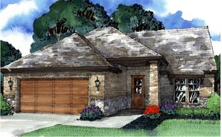 Salerno - Ladera at Tavolo Park: Fort Worth, Texas - Integrity Group, LLC
