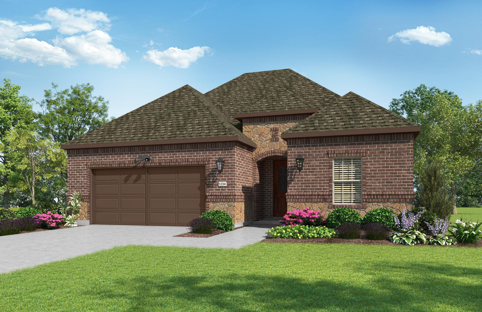 Exterior featured in the Casina By Integrity Group, LLC in Fort Worth, TX