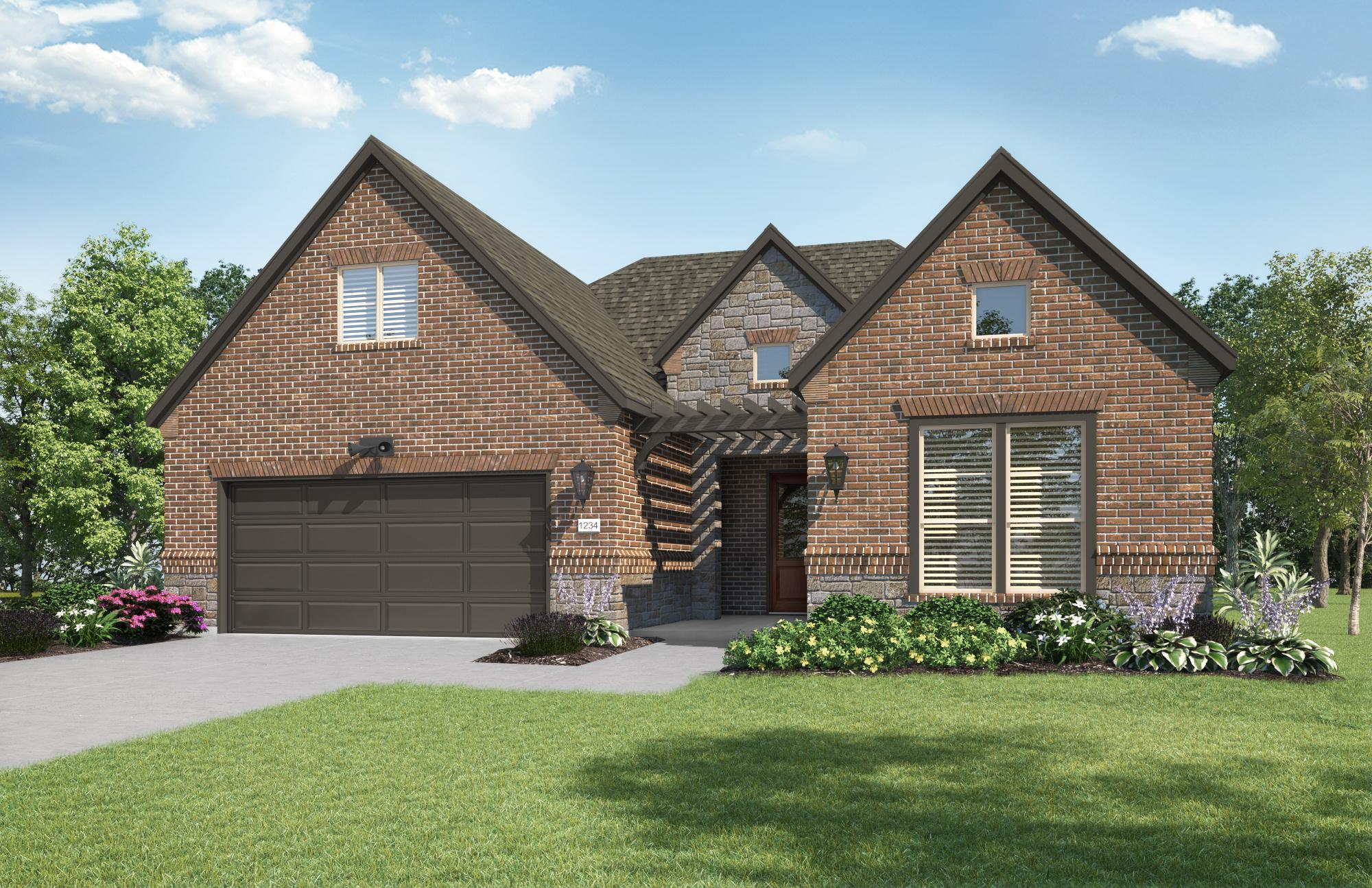 Exterior featured in the Castella By Integrity Group, LLC in Fort Worth, TX