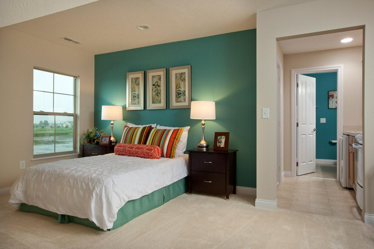 Bedroom featured in the Palazzo By NewStyle Communities in Charlotte, NC
