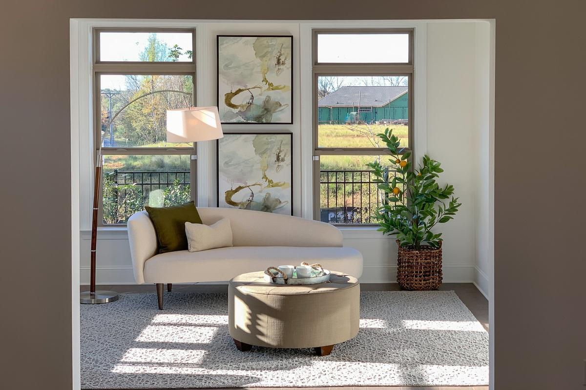 Living Area featured in the Portico By NewStyle Communities in Charlotte, NC
