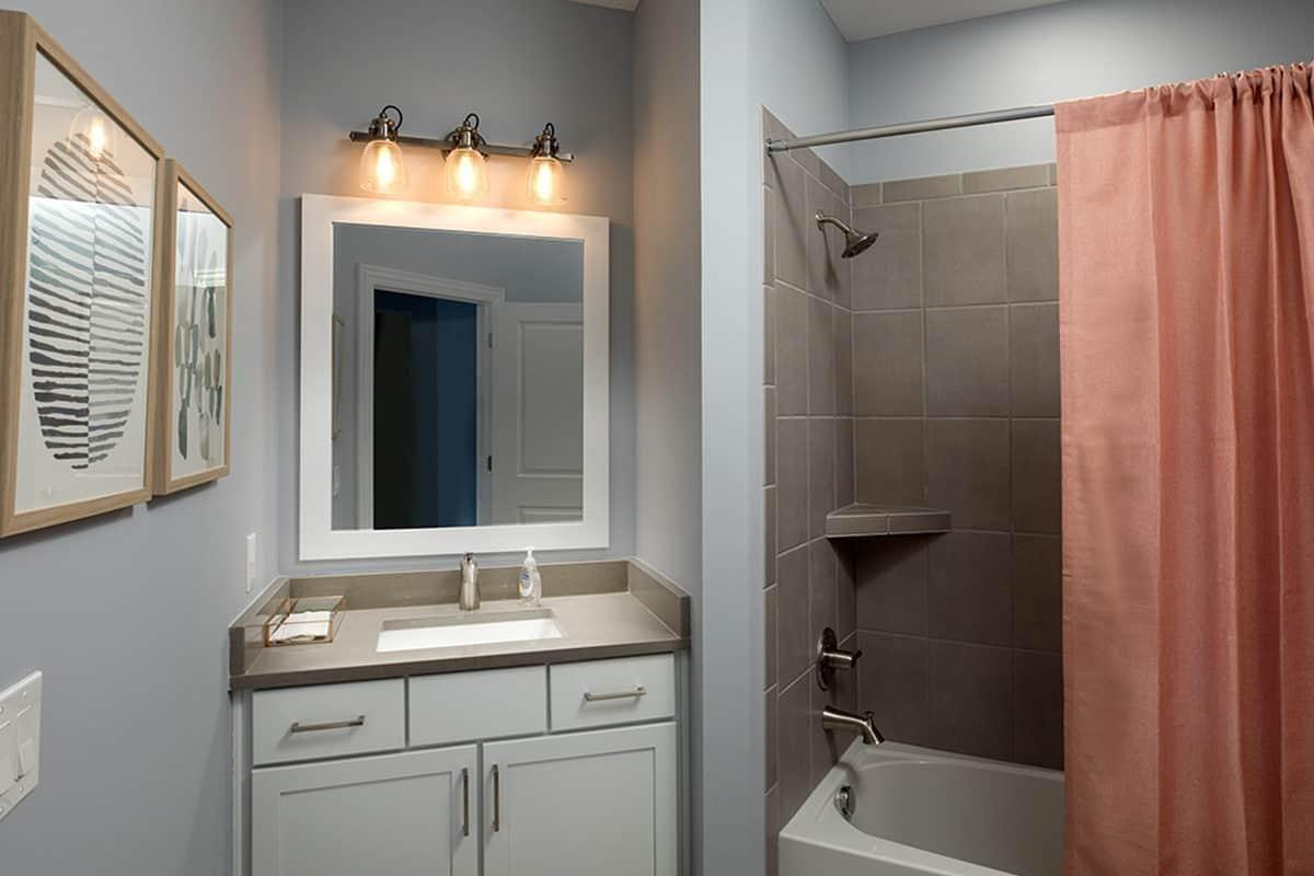 Bathroom featured in the Promenade III By NewStyle Communities in Charlotte, SC