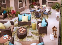 Verona - The Courtyards on Holt: Apex, North Carolina - Epcon Communities