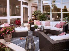 Torino - The Courtyards on Holt: Apex, North Carolina - Epcon Communities