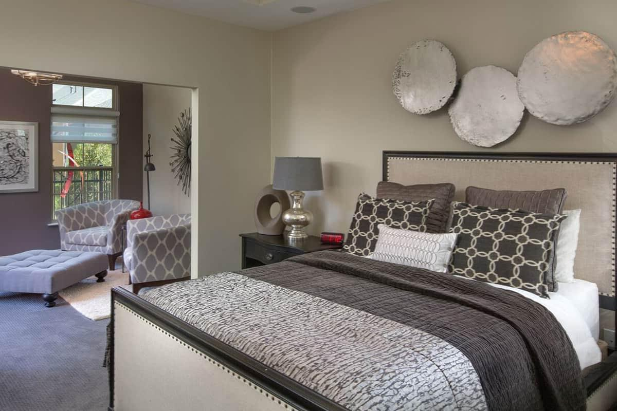 Bedroom featured in the Palazzo By NewStyle Communities in Greenville-Spartanburg, SC