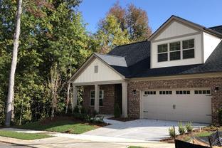 Promenade III - The Courtyards at Cramerton: Belmont, North Carolina - NewStyle Communities