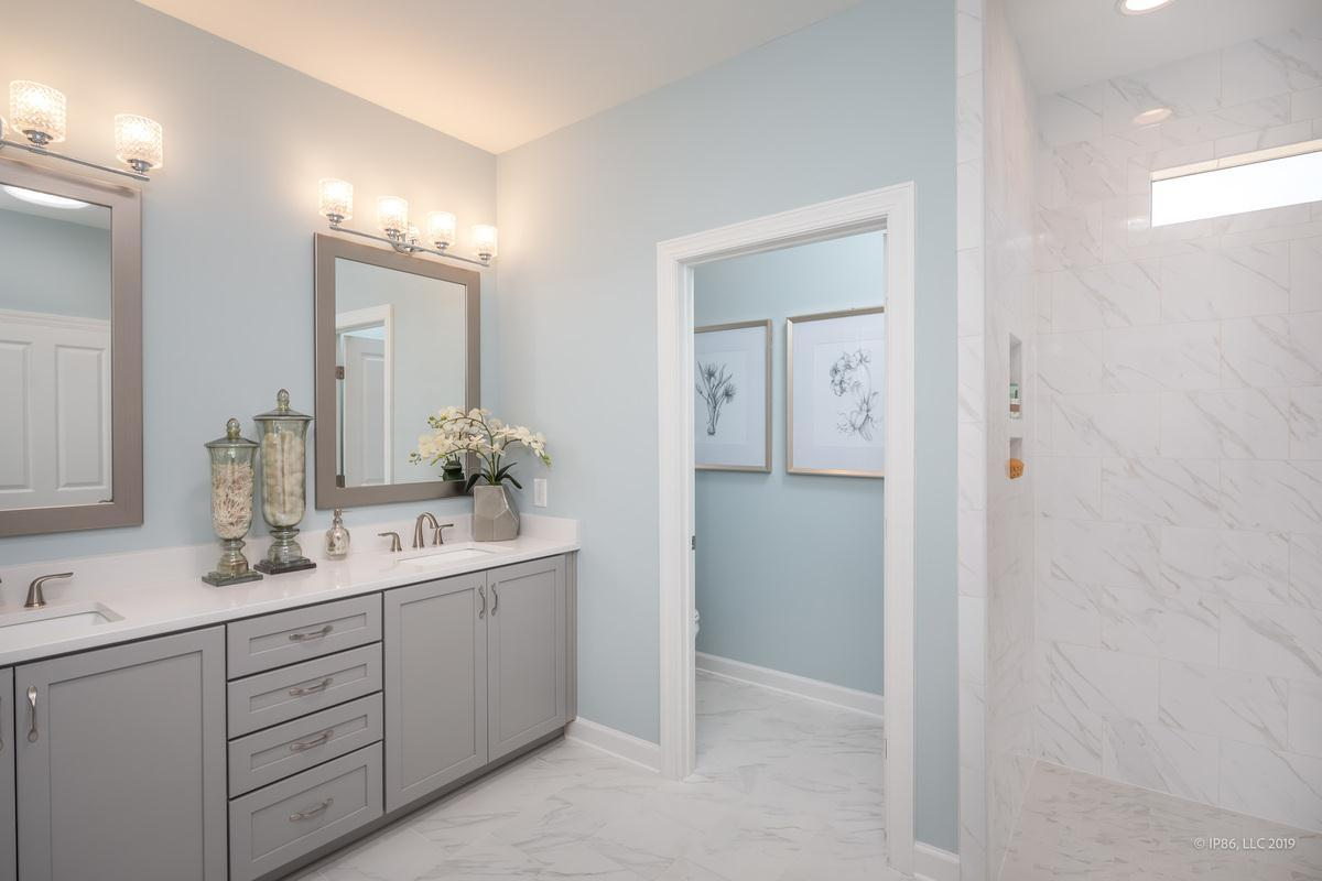 Bathroom featured in the Promenade III By NewStyle Communities in Charlotte, NC