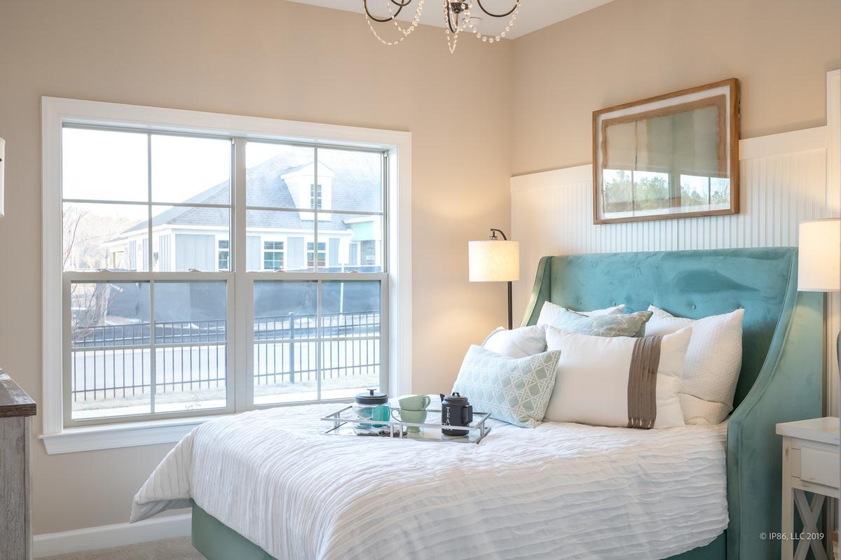 Bedroom featured in the Promenade III By NewStyle Communities in Charlotte, NC