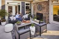 The Townes at West Cary by Epcon Communities in Raleigh-Durham-Chapel Hill North Carolina