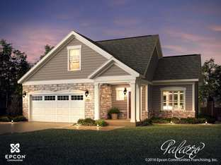 Palazzo - Raleigh ** - The Courtyards at West Cary: Cary, North Carolina - Epcon Communities
