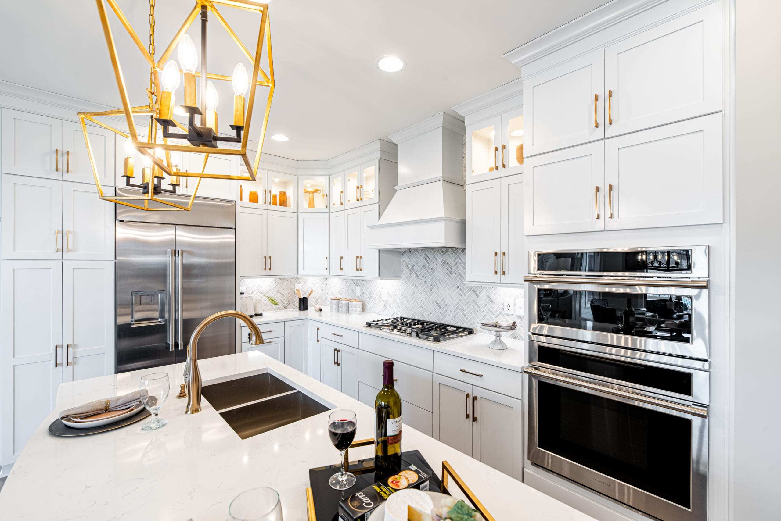 Kitchen featured in the Palazzo - Raleigh ** By Epcon Communities in Raleigh-Durham-Chapel Hill, NC