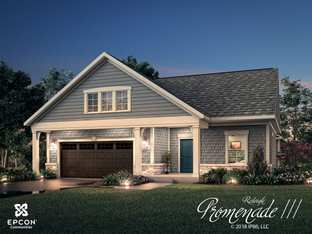 Promenade III - Raleigh** - The Courtyards at West Cary: Cary, North Carolina - Epcon Communities