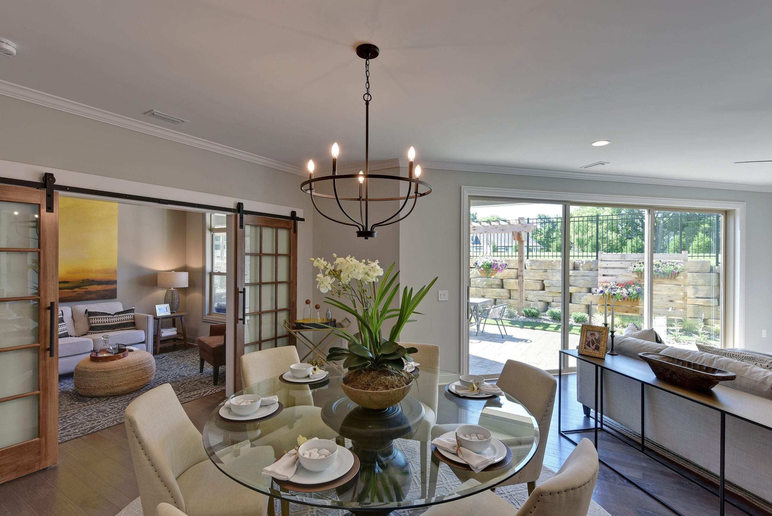 Kitchen featured in the Promenade III - Charlotte** By Epcon Communities in Charlotte, NC