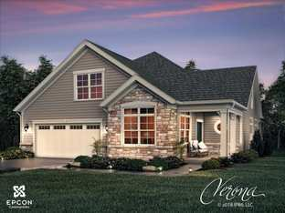 Verona - Raleigh** - The Courtyards at West Cary: Cary, North Carolina - Epcon Communities