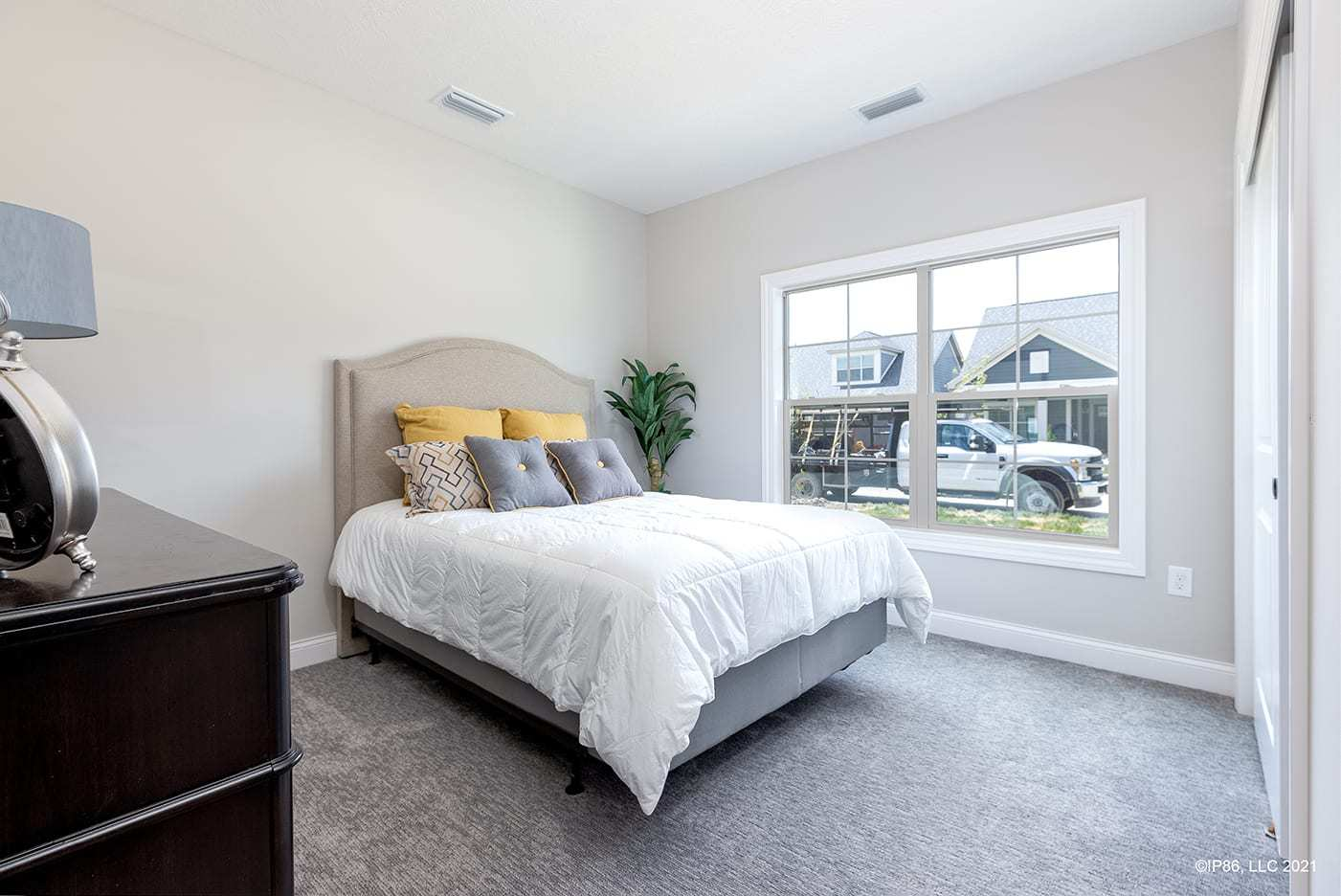 Bedroom featured in the Capri IV - Charlotte** By Epcon Communities in Charlotte, NC