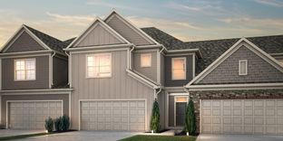 Oxford - Raleigh - The Townes at West Cary: Cary, North Carolina - Epcon Communities