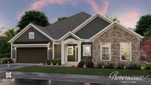 Provenance - Charlotte - The Courtyards at Mint Hill: Matthews, North Carolina - Epcon Communities