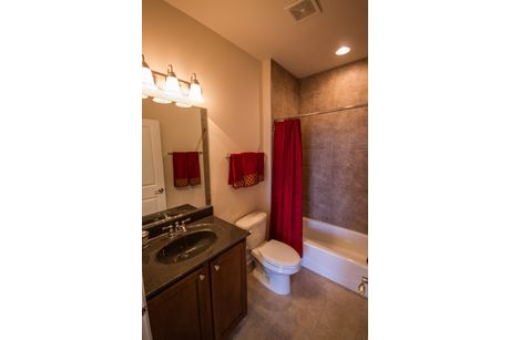 Bathroom-in-Promenade-at-Cottages at Pryse Farm-in-Farragut