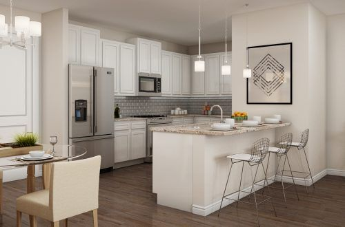 Kitchen-in-Pecan-at-Residences at Jeans Creek-in-McKinney