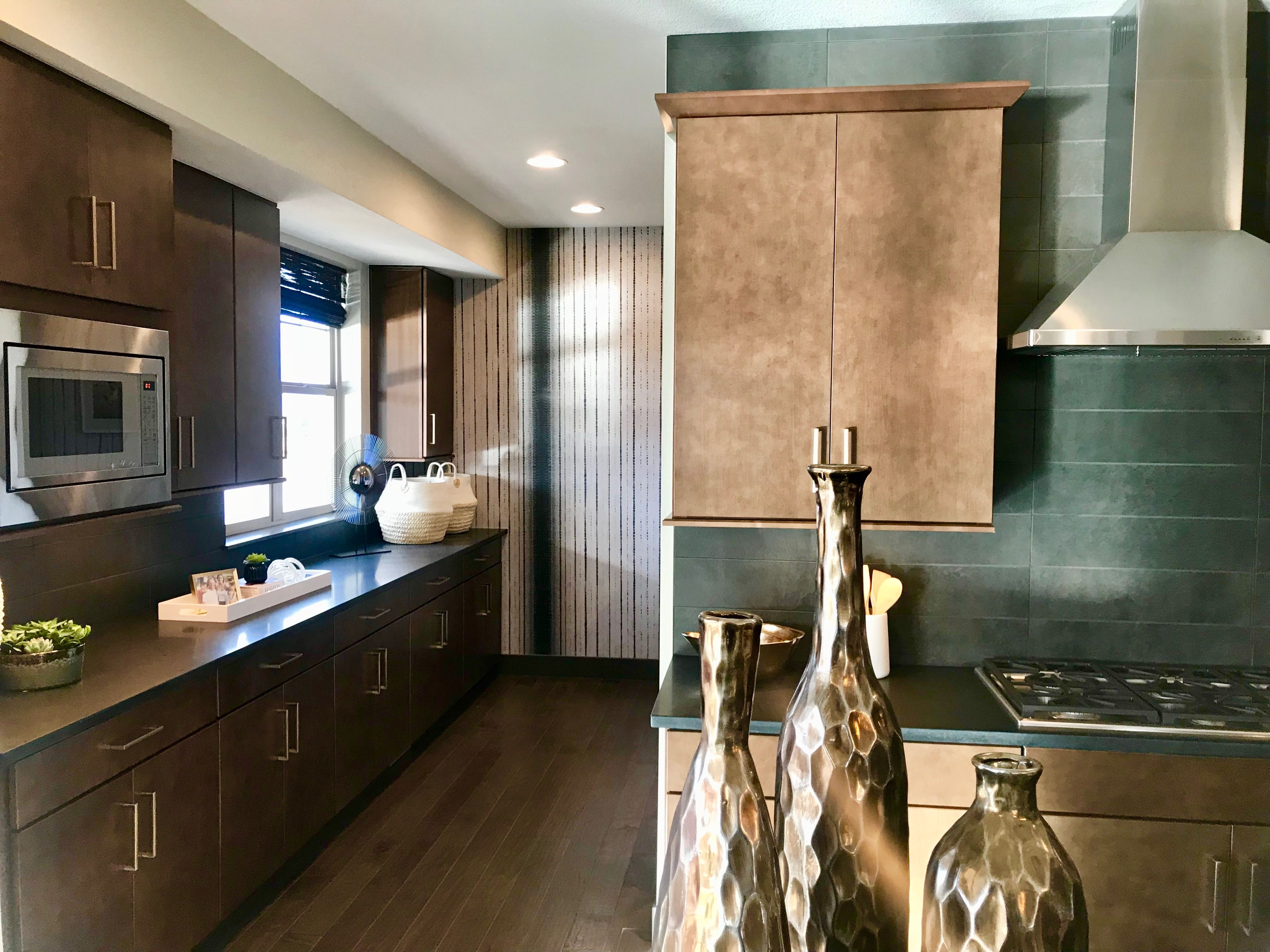 Kitchen featured in The Summit By Epic Homes in Denver, CO