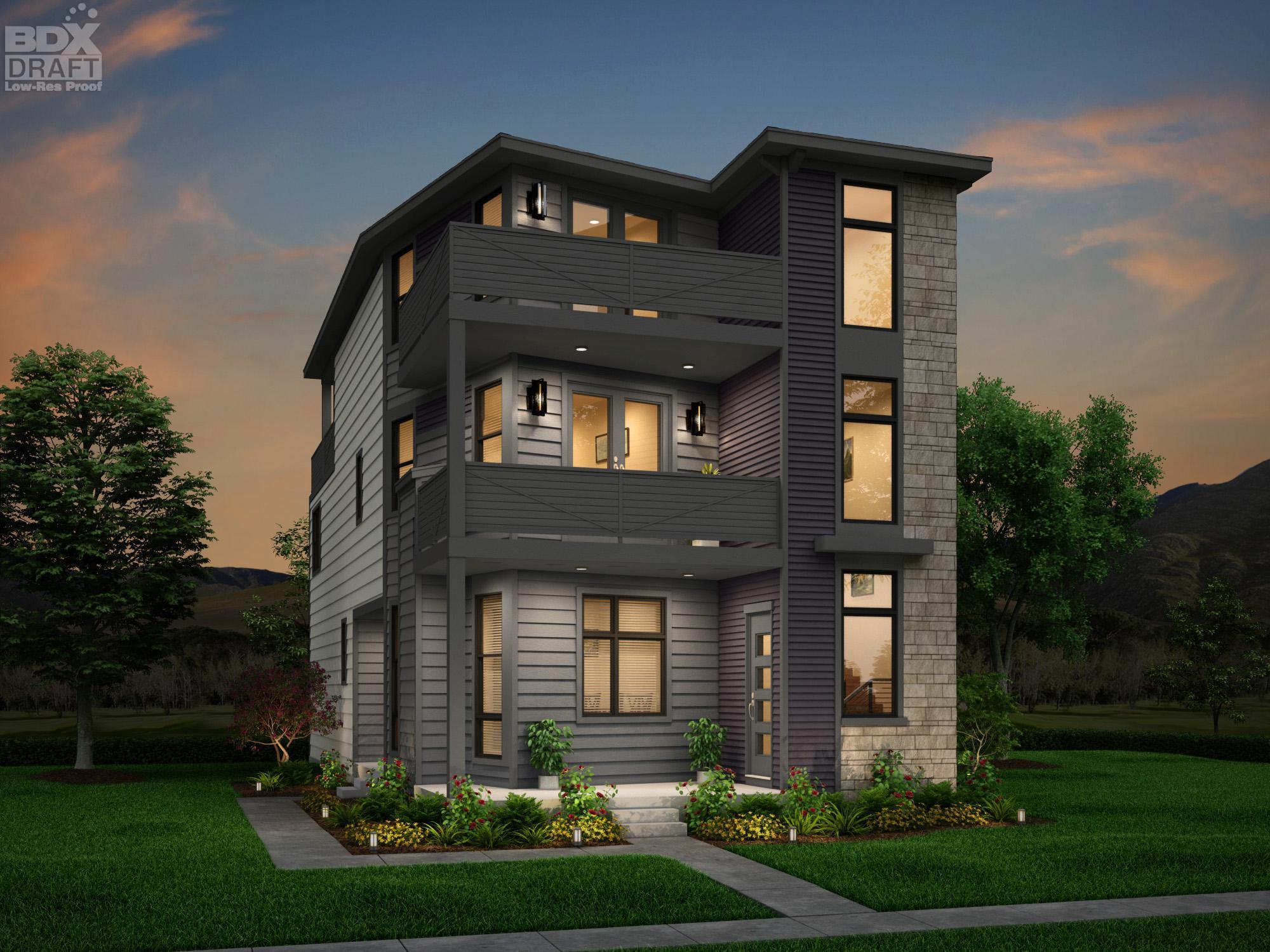 'Painted Prairie' by Epic Homes in Denver