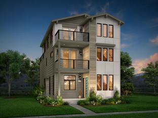 Transcend Elevated - Painted Prairie: Aurora, Colorado - Epic Homes