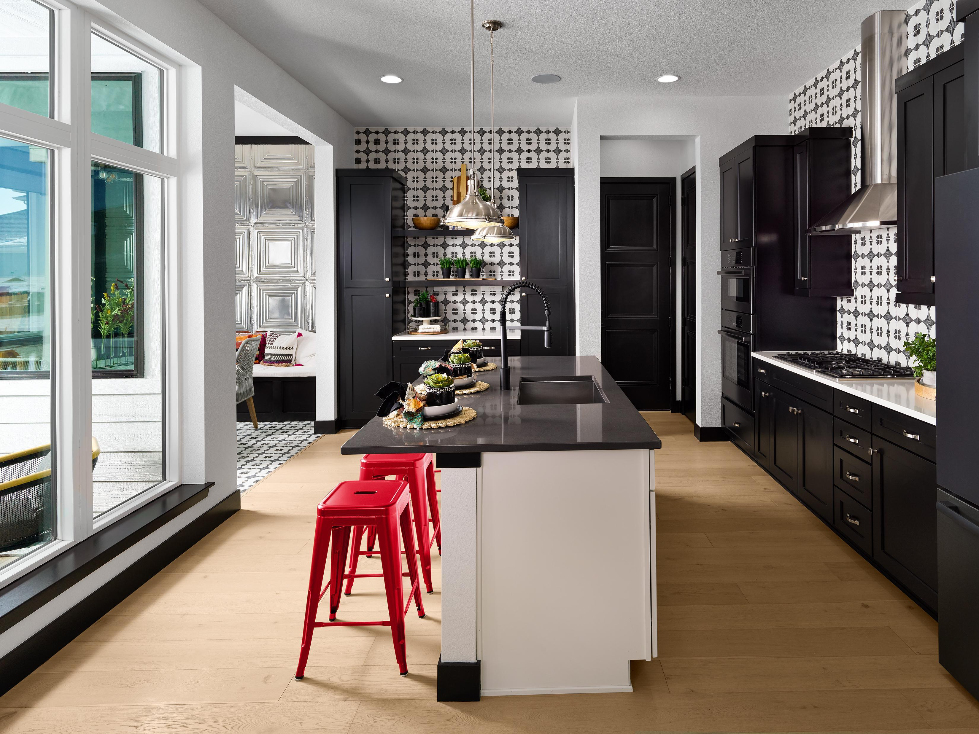 Kitchen featured in the Transcend  By Epic Homes in Denver, CO