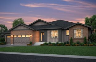 Residence 3 - Wild Plum: Littleton, Colorado - Epic Homes