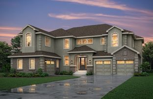 Residence 6 - Wild Plum: Littleton, Colorado - Epic Homes