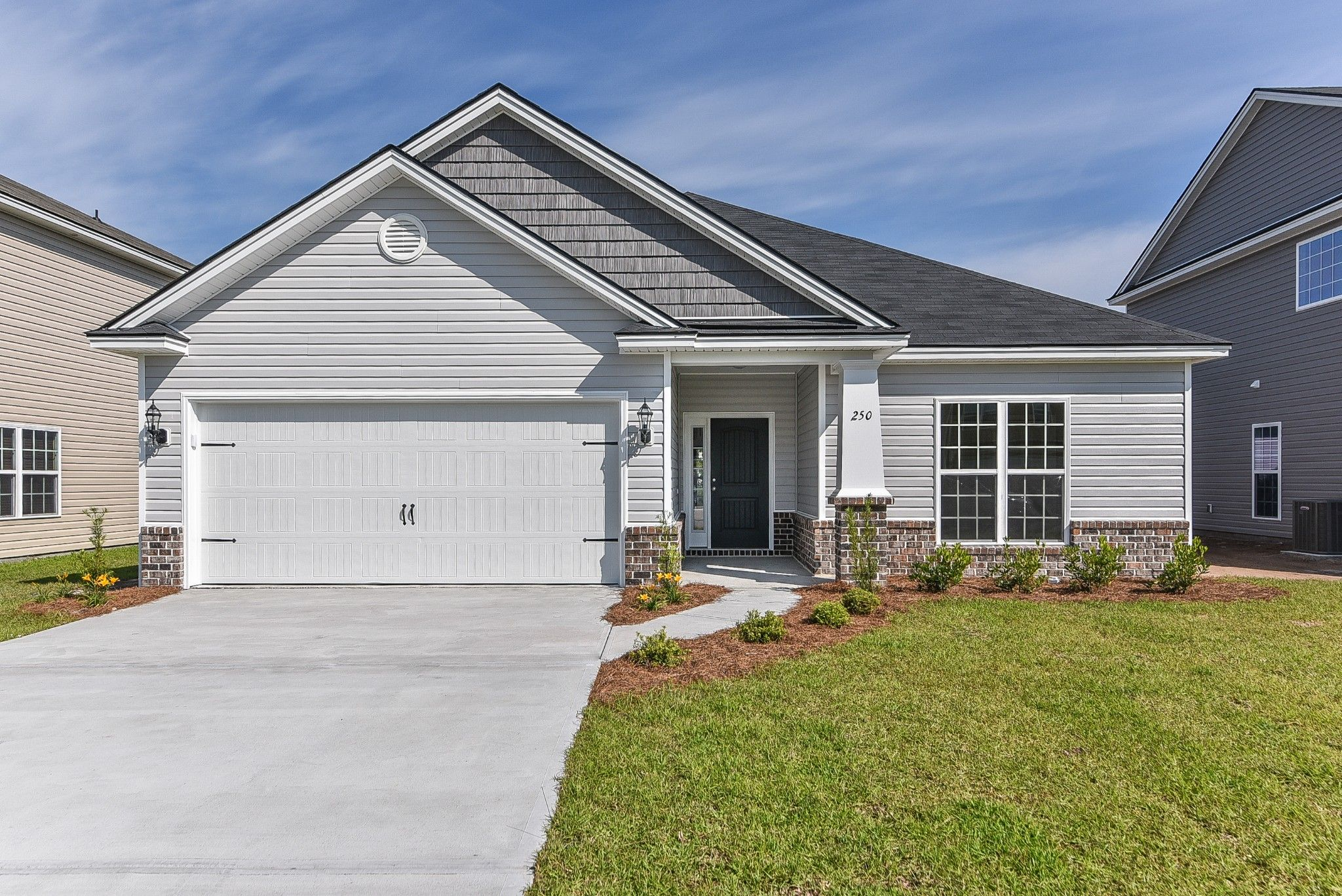Exterior featured in the Fripp By Ernest Homes in Savannah, GA