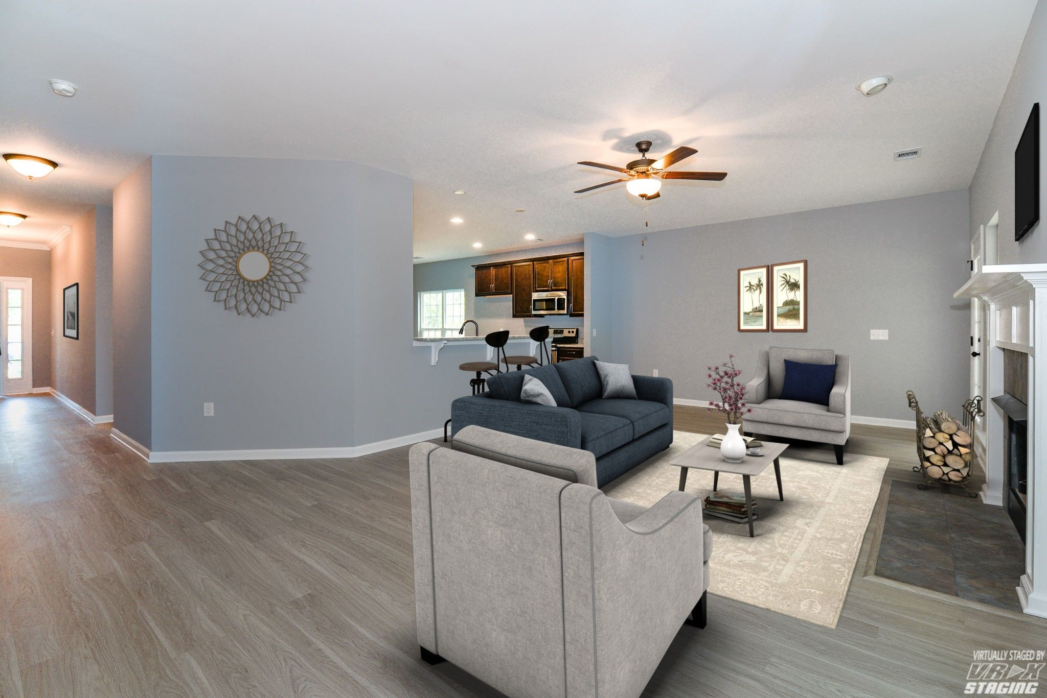 Living Area featured in the Fripp By Ernest Homes in Savannah, GA