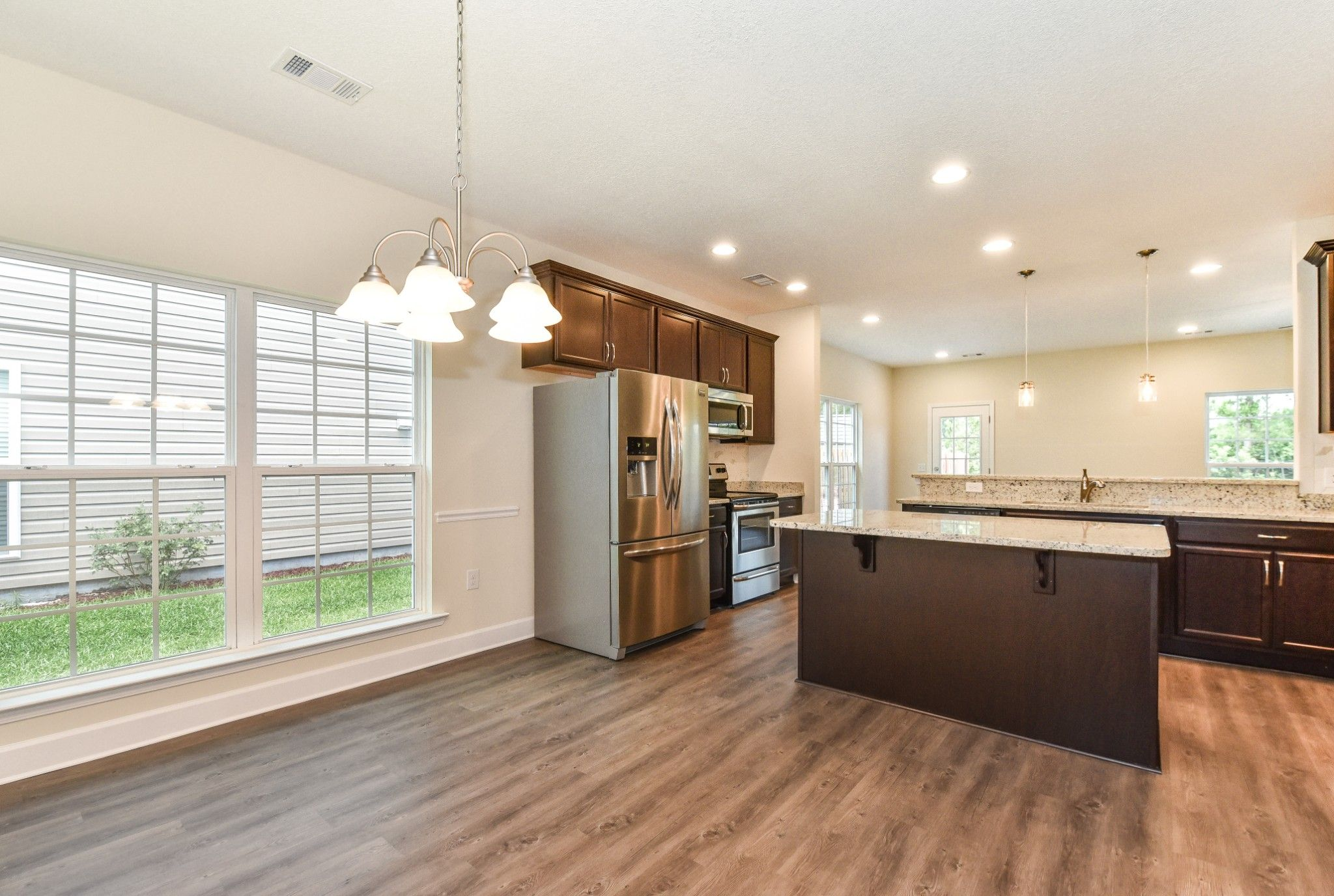 Kitchen featured in the Fripp By Ernest Homes in Savannah, GA