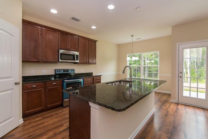 Kitchen featured in the Kiawah By Ernest Homes in Savannah, GA