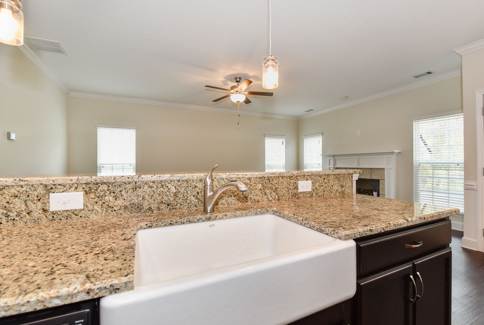 Kitchen featured in the Edisto By Ernest Homes in Savannah, GA