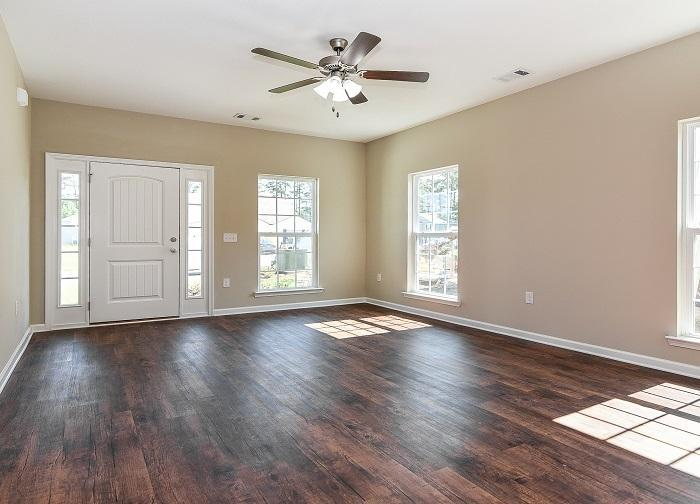 Living Area featured in the Hatteras By Ernest Homes in Savannah, GA
