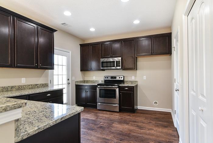 Kitchen featured in the Hatteras By Ernest Homes in Savannah, GA