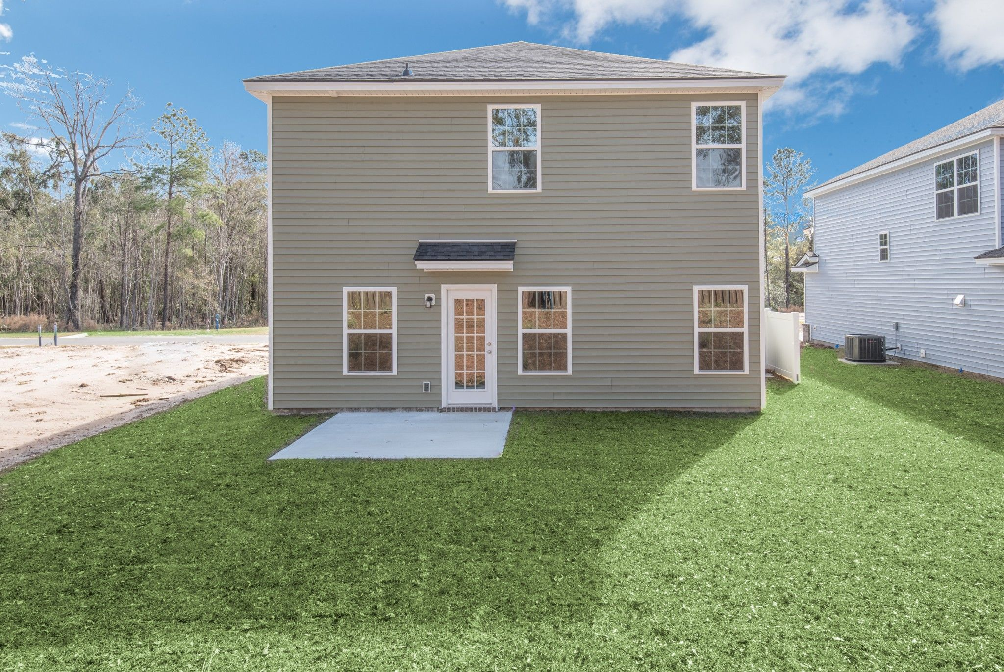 Exterior featured in the Madison By Ernest Homes in Savannah, GA
