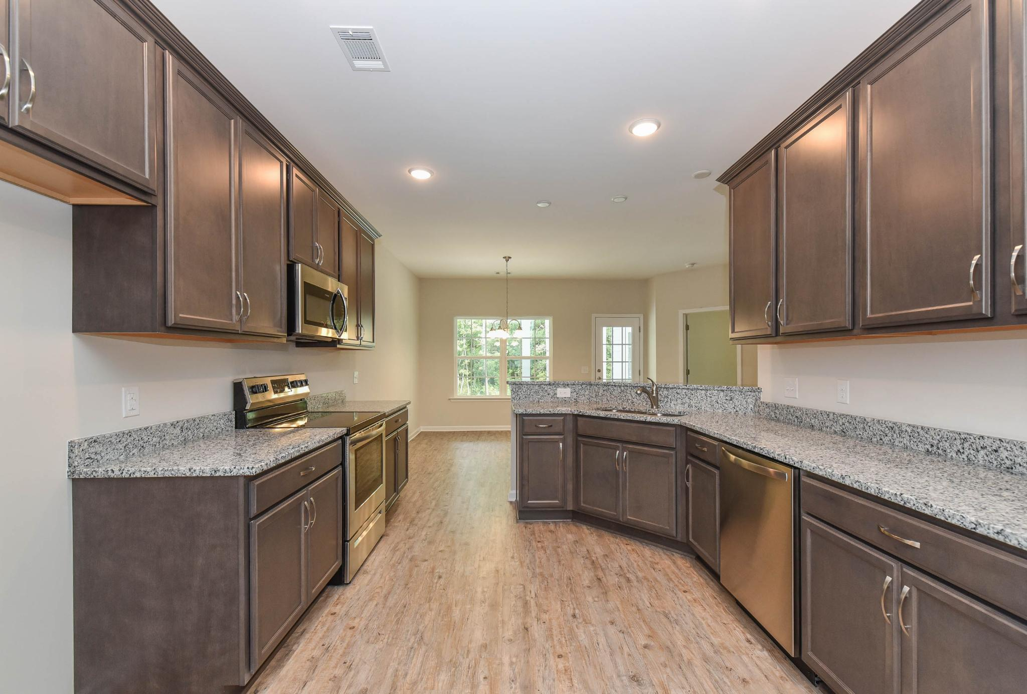 Kitchen featured in the Wassaw By Ernest Homes in Savannah, GA