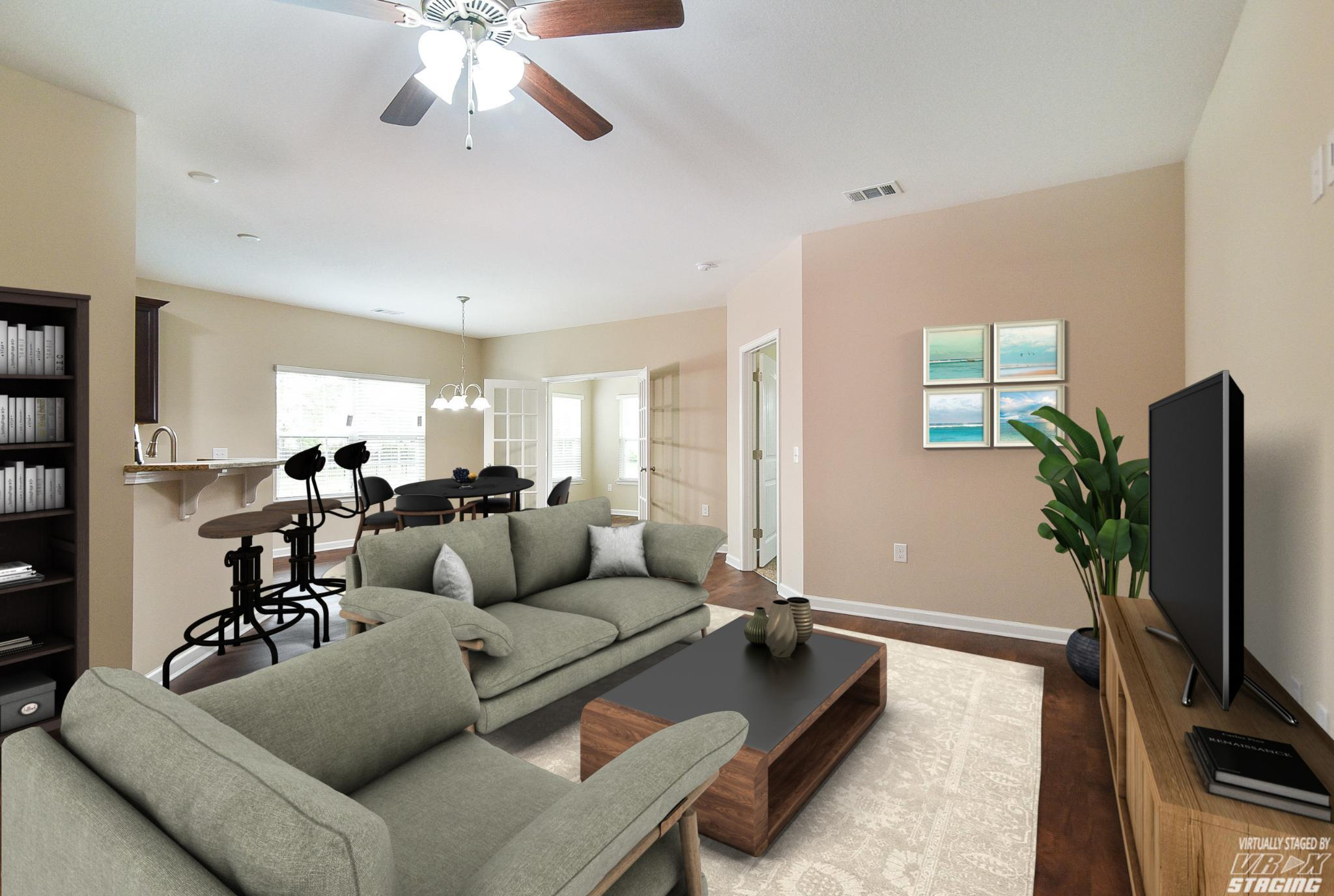 Living Area featured in the Wassaw By Ernest Homes in Savannah, GA