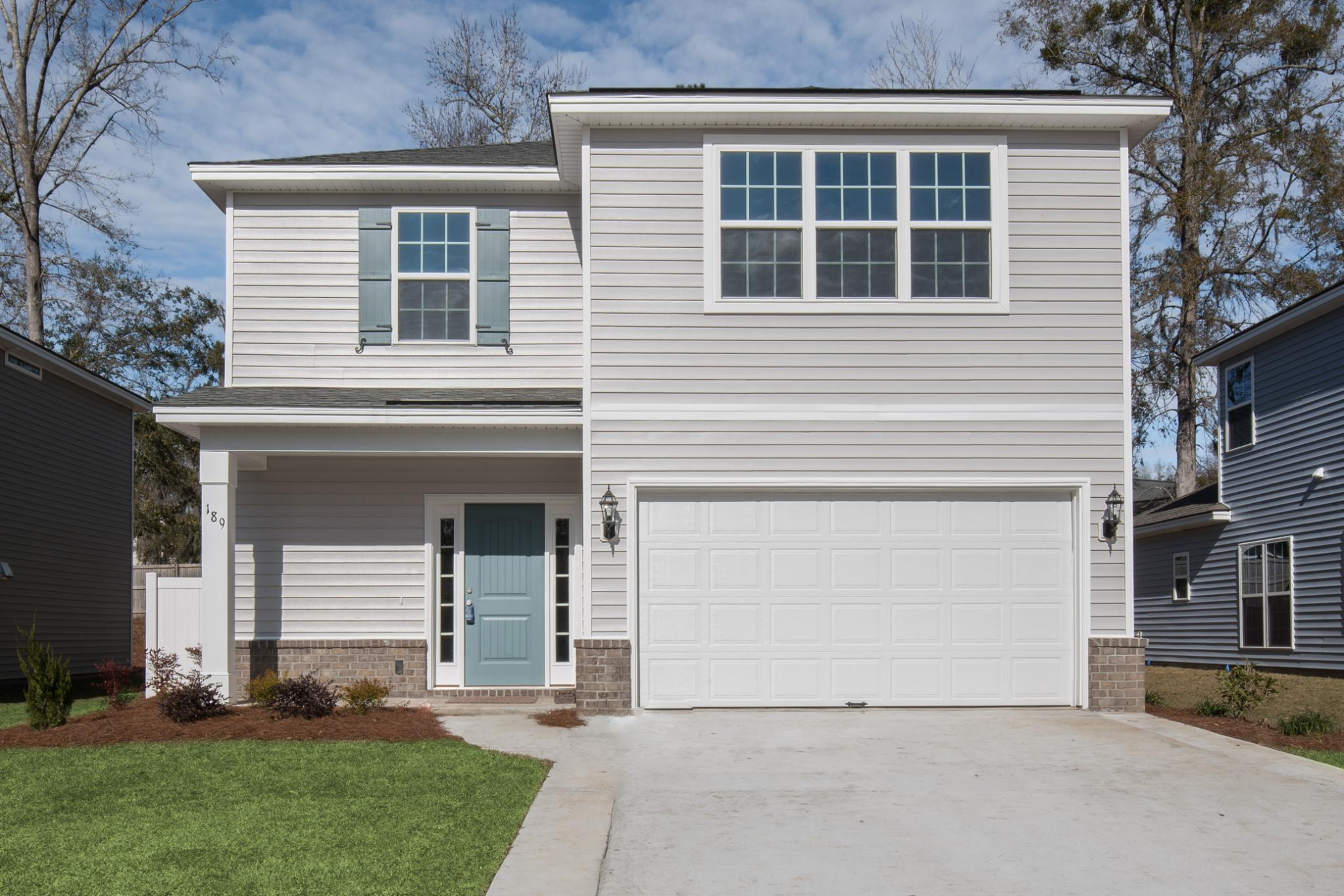 Exterior featured in the St. Helena By Ernest Homes in Savannah, GA