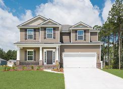 Roanoke A - Dunham Marsh- The Villas: Richmond Hill, Georgia - Ernest Homes