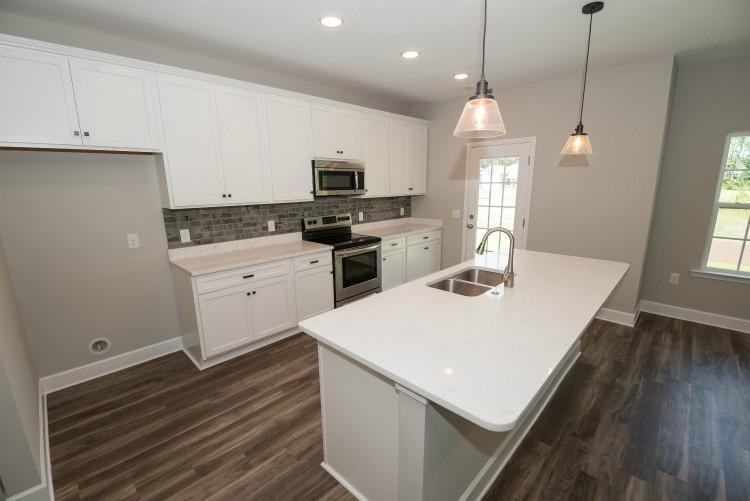 Kitchen featured in the Roanoke A By Ernest Homes in Savannah, GA