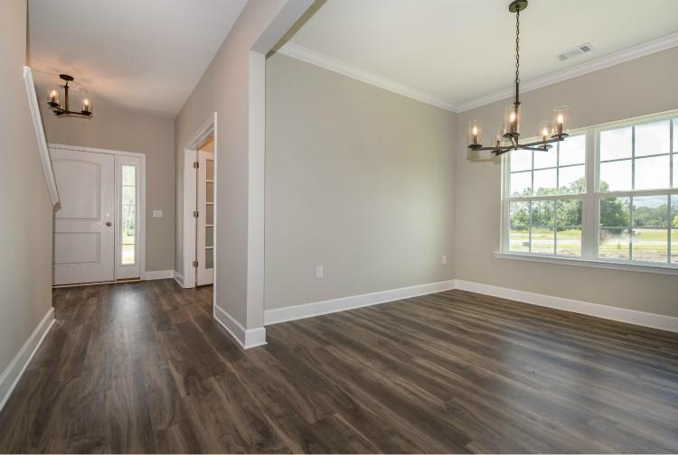 Living Area featured in the Roanoke A By Ernest Homes in Savannah, GA